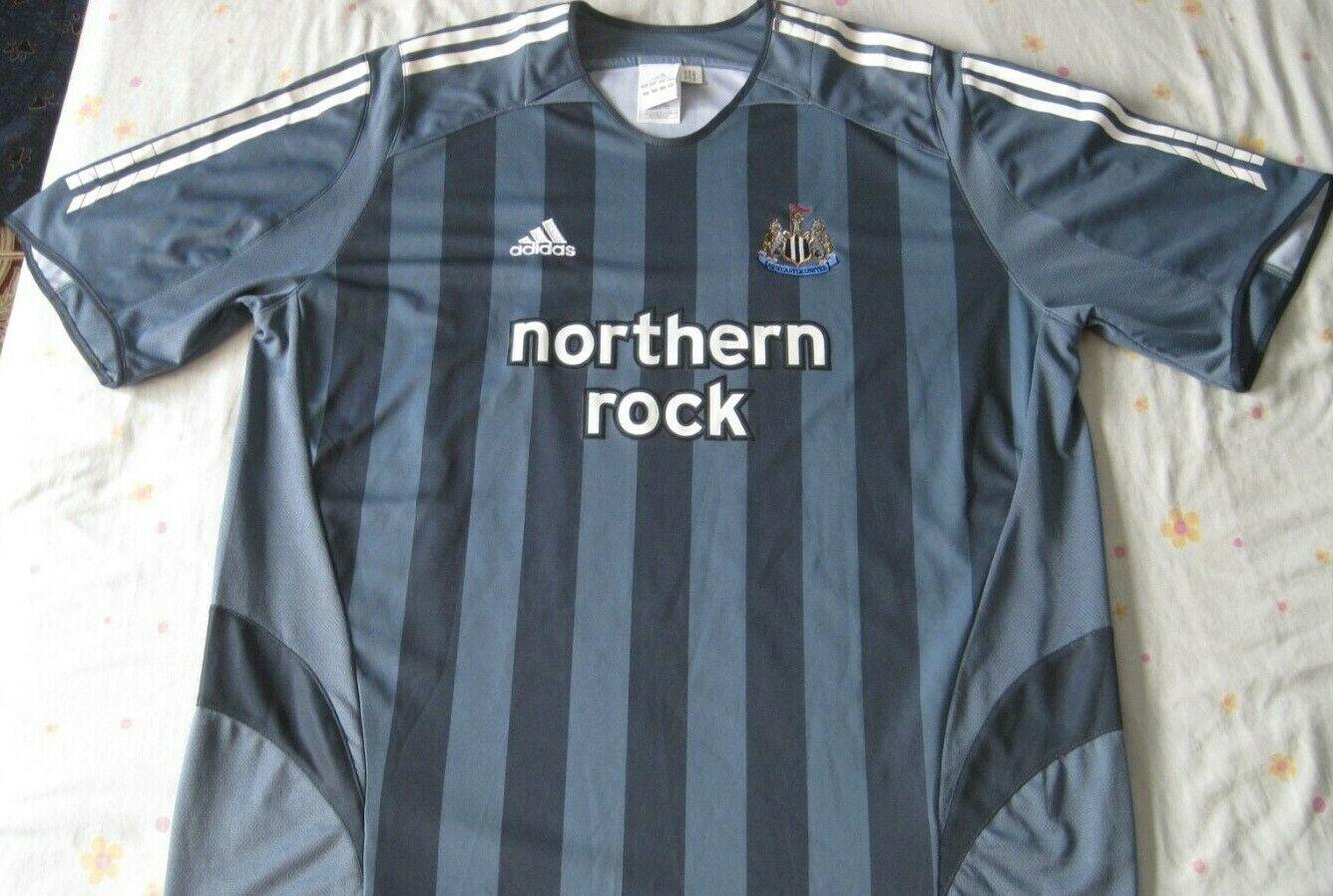 Shirt Camiseta Trikot nuovoCASTLE UNITED Diuominiione 2XL Season 2005 Used