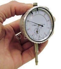 0.01mm METRIC DTI DIAL TEST INDICATOR CLOCK GAUGE ACCURACY MEASUREMENT TOOL KIT