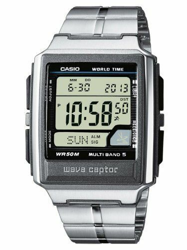 Digital Casio Watch Radio Controlled Wv 59de 1avef  zwCJ2