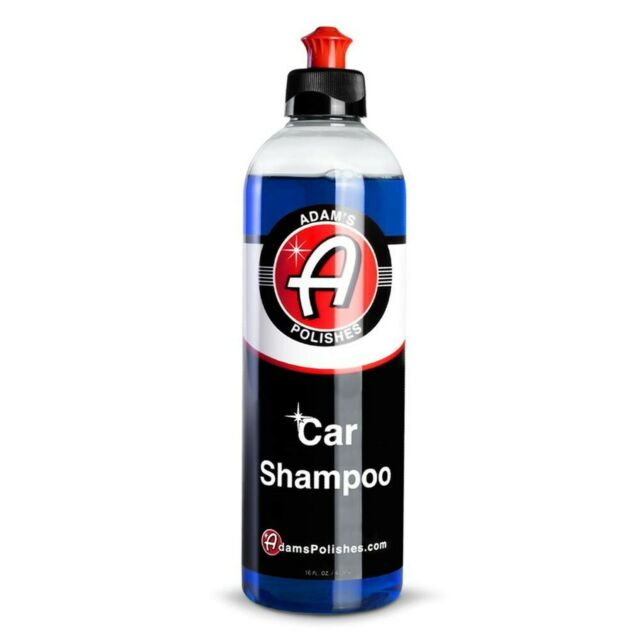 Adam's Car Wash Shampoo (16oz) - pH Car Cleaning & Car Detailing Car Wash Soa...