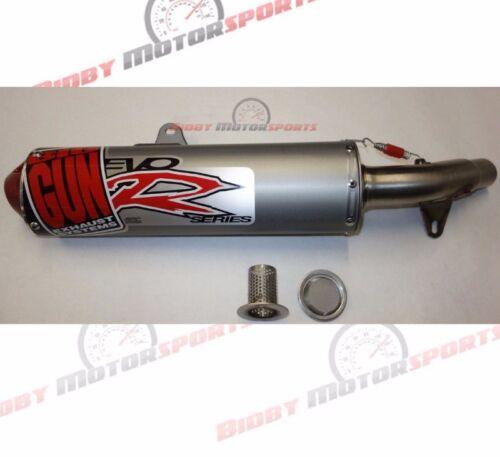 Trx450 Trx450r Trx 450 450r Big Gun Exhaust Pipe Evo R Slip-on 06-14 09-15502