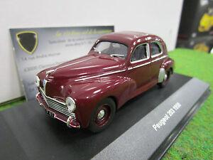 peugeot 203 bordeaux 1950 o 1 43 solido s4300300 voiture miniature de collection ebay. Black Bedroom Furniture Sets. Home Design Ideas