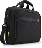 Case Logic Dlc-115 15.6-inch Laptop And Tablet Briefcase (black),
