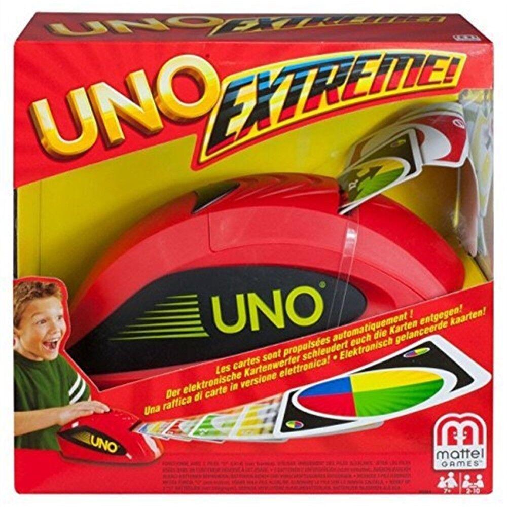 UNO Extreme-Jeu de carte jeux V9364