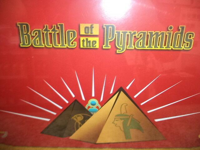 Kampf der pyramiden - smartzone spiele abstrakter strategie brettspiel neu