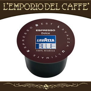 Lavazza-Blue-Blu-Ultimate-Best-Espresso-Dolce-600-Capsule-Cialde-ORIGINALE