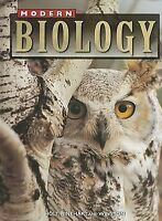 Modern Biology, Holt Reinhart and Winston, Acceptable Book