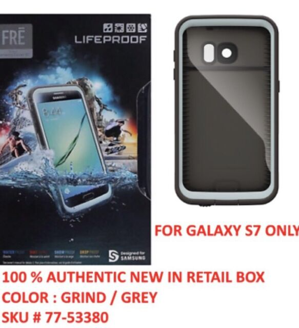 quality design 4da5c 46b3b LifeProof Fre Series Waterproof Case for Samsung Galaxy S7