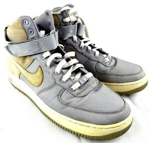 89231d4e073 Nike Air Force 1 AF1 Premium High 386161-008 Mens Sz 10M Basketball ...