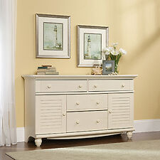 Dresser - Antiqued White - Harbor View Collection (158016)