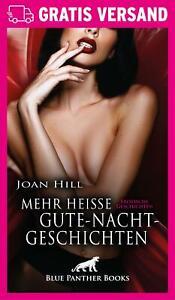 Mehr heiße Gute-Nacht-Geschichten   Erotischer Roman von Joan Hill   blue panthe