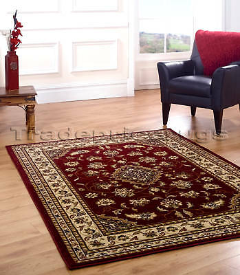 BEIGE CLASSIC TRADITIONAL RUG 120x170