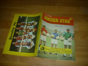 SOCCER-Star-Magazine-BURNLEY-amp-Palace-Trio-cover-pictures-30-08-68
