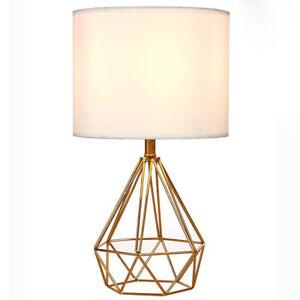 Chic Fabric Drum Lamp Shade Minimalist Lighting Diamond