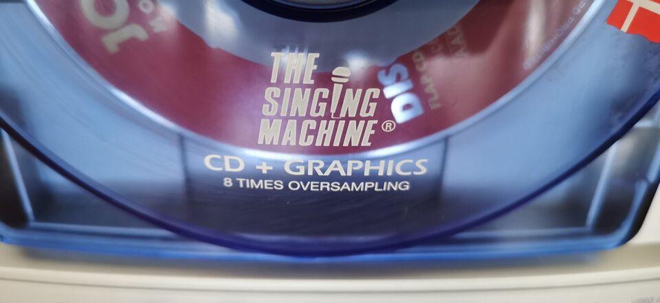 Karaoke, The Singing Machine