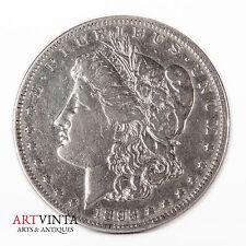 1893 Morgan One Dollar VAM-4 Silver Silber Münze USA Amerika Coin Liberty