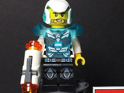 70169 LEGO Ultra Agents MiniFigure Helmet /& Shoulder Armor Agent Jack Fury
