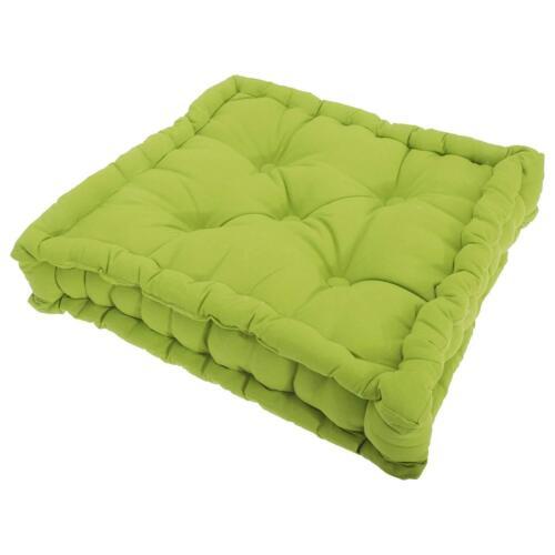 "Chunky salle à manger de jardin Bureau Fauteuil Coussin Adulte Booster Seat 4/"" Pads"
