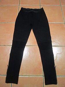 womens-WITCHERY-jodphur-ponte-style-pants-SZ-10