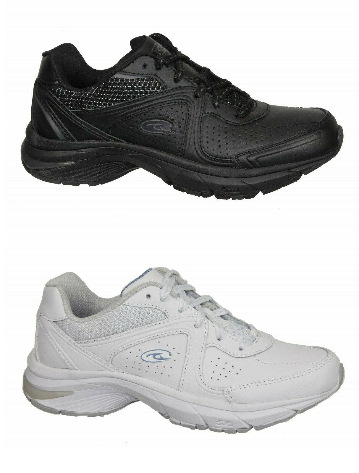 womens wide width white sneakers