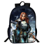 Pacento Cool Children Star Wars Backpack Pupil/'s School Bags Boys Shoulder Bags