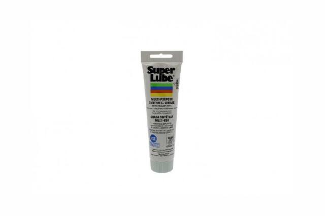 Super Lube 21030 Synthetic Grease PTFE NLGI grade 2 Tube 3oz NSF Rating H-1