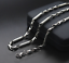 Koenigskette-5MM-Halskette-Silber-50cm-lang-Kette-Schmuck-fuer-Maenner-Herrenkette Indexbild 1