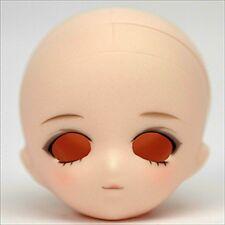 Parabox 1/6 Bjd Female 11cm 21-25cm Obitsu Figure Patined Head S-Angela (White)