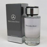 Mercedes Benz 4.0 Oz / 120 Ml Eau De Toilette Spray Men In Box Sealed
