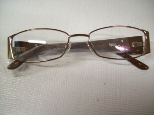 New Collection Of Chelsea Morgan Frames CM 0006 5317 Brown