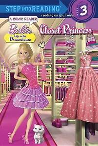 Dream Closet (Barbie: Life in the Dreamhouse), Depken, Kristen L., Used; Good Bo