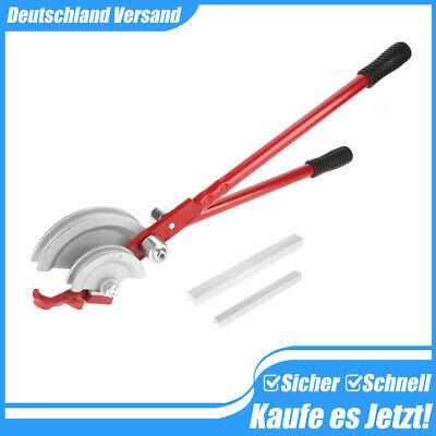 Rohrbiegegerät Rohrbieger manuell Handrohrbieger Ø 10-22 mm Rohrbiegemaschine