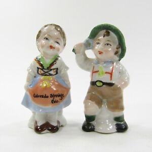 Vintage-Japan-Salt-Pepper-Shakers-Set-German-Children-Colorado-Souvenir-3-5-034