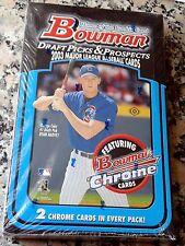 2003 Bowman Draft Picks Baseball NEW Box Zack Greinke Cano Markakis Utley CUBS