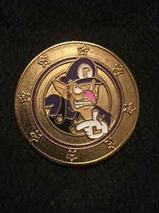 Nintendo Super Mario Mario Party Mario Kart Waluigi Minion Rare Collectible Coin