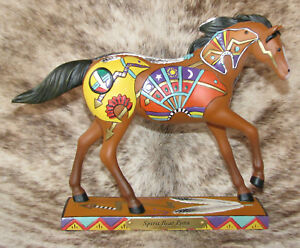 TRAIL-OF-PAINTED-PONIES-Spirit-Bear-Pony-Low-1E-0154-Strength-Courage-Power