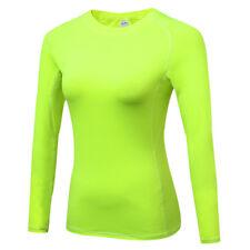 01d1a79e item 3 Womens Gym Sports Yoga Top Fitness Ladies Running Long Sleeve T-Shirt  Tops -Womens Gym Sports Yoga Top Fitness Ladies Running Long Sleeve T-Shirt  ...