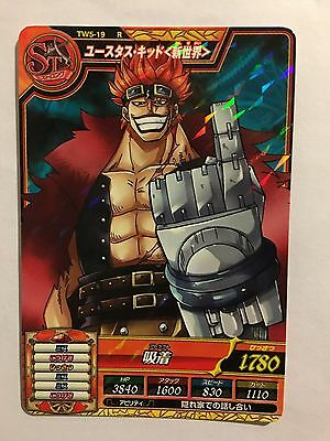 One Piece One Py Treasure World Rare Tw5-19 In Molti Stili