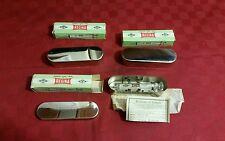 Vecchia  siringa in vetro ico regina 5cc con scatola dottore farmacia mai usato