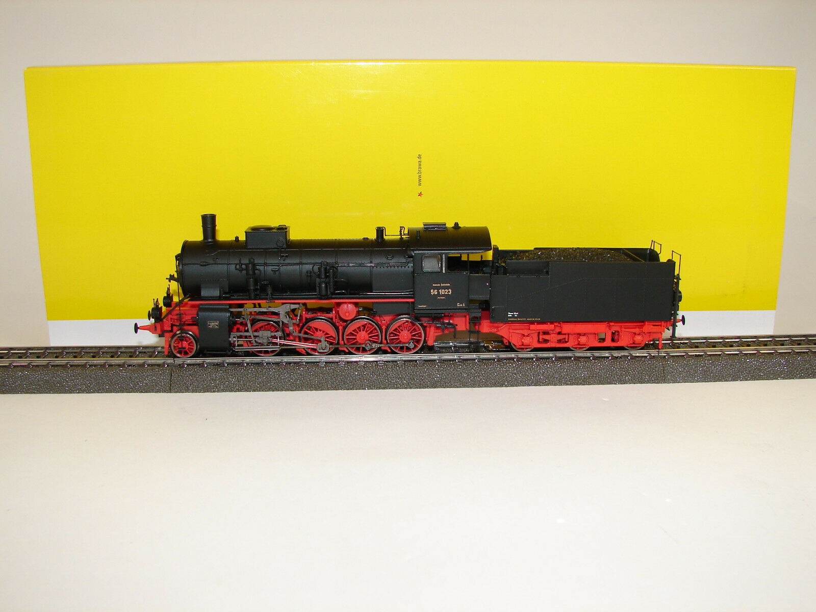 BRAWA h0 40123-güterzuglok BR 56 delle DRG, Ep. II, AC S Merce Nuova
