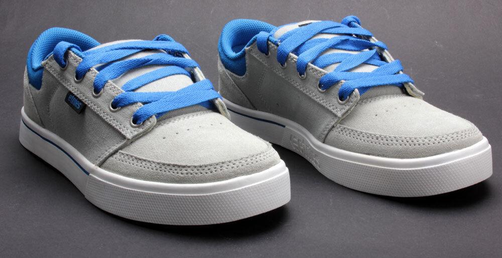 Etnies shoes Nathan William Brake Light Grey