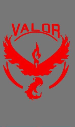 Instinct Pokemon Team Logo Game Room Wall Decal Mystic Choose One Valor
