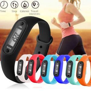 Run-Step-Watch-Bracelet-Pedometer-Calorie-Counter-Digital-LCD-Walking-Distance