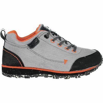 Cmp Scarponcini Outdoorschuh Kids Elettra Low Cordura Hiking Shoes Grigio Tessile-mostra Il Titolo Originale Rafforza Tendini E Ossa