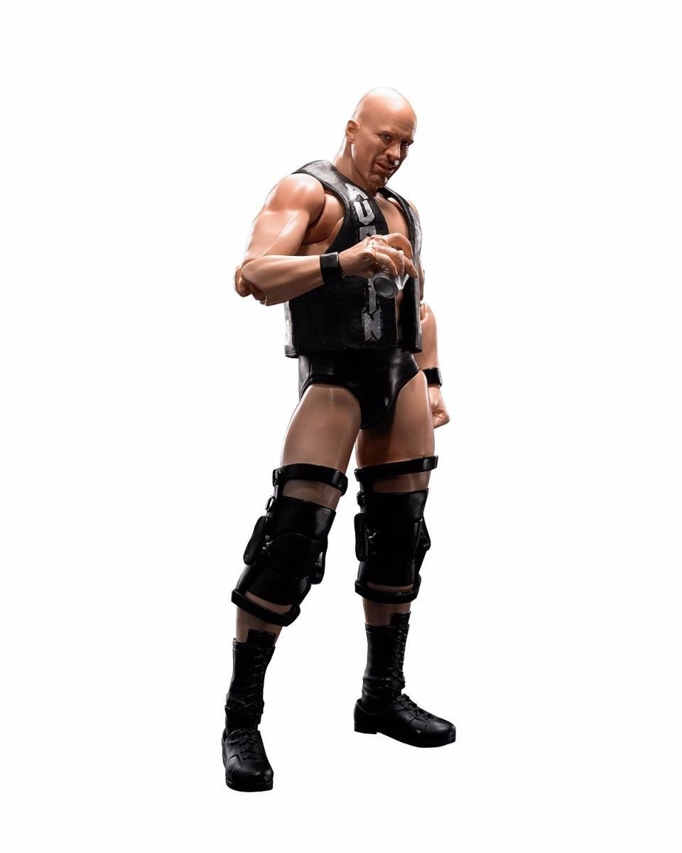 S.H.Figuarts WWE STONE COLD STEVE AUSTIN Action Figure BANDAI NEW from Japan F S