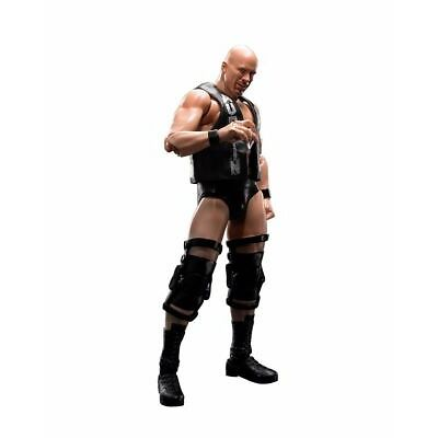 S.H.Figuarts WWE STONE COLD STEVE AUSTIN Action Figure BANDAI NEW from Japan F/S