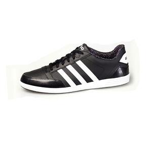 Adidas Neo Hoops VL Leather Sneaker Sportschuhe Schuhe Laufschuhe 4244 AQ1539