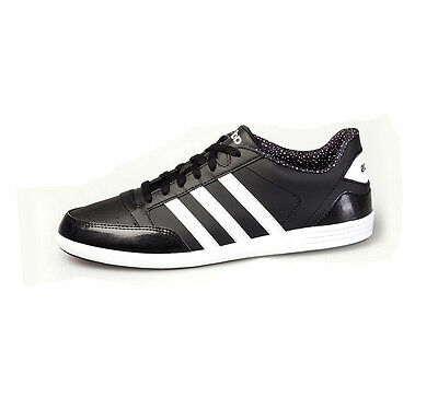 Adidas Neo Hoops VL Leather Sneaker Sportschuhe Schuhe Laufschuhe 42 44 AQ1539 | eBay