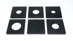 Graflex-Crown-or-Speed-Graphic-lens-board-COPAL-COMPUR-M39-LTM-Custom-Sizes