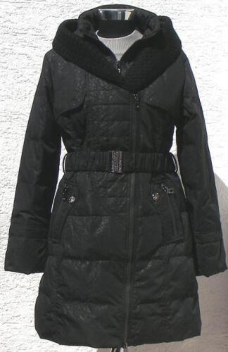 Für Outdoor Xsd3020 Daunenjacke In Damen Winterjacke Parka Schwarz Daunenmantel TBHExRwqx